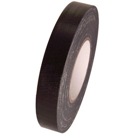 Black Duct Tape 1 inch x 60 yard Roll