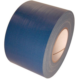 Dark Blue Craft Grade Duct Tape 6 inch x 60 yards (8 Roll Pack)