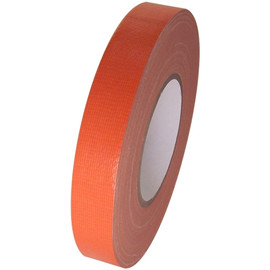 Orange Duct Tape 1 inch x 60 yard Roll