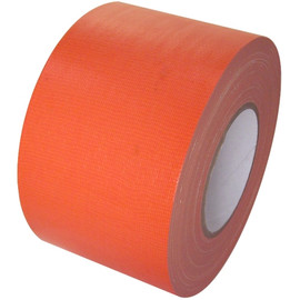 Orange Duct Tape 4 inch x 60 yard Roll