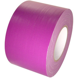 Purple / Violet Duct Tape 4 inch x 60 yard Roll