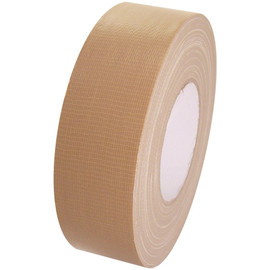 Tan / Beige Duct Tape 2 inch x 60 yard Roll
