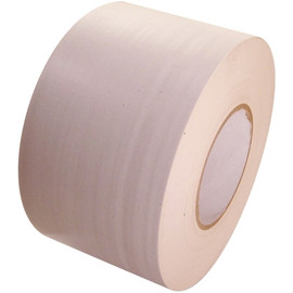 White Duct Tape 6 inch x 60 yard Roll (8 Roll/Pack)