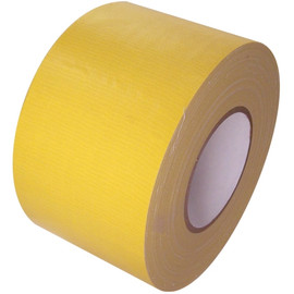 Yellow Duct Tape 4 inch x 60 yard Roll