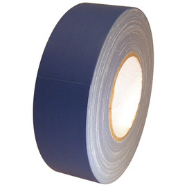 Economy Dark Blue Gaffers Duct Tape 2 inch x 60 yard Roll