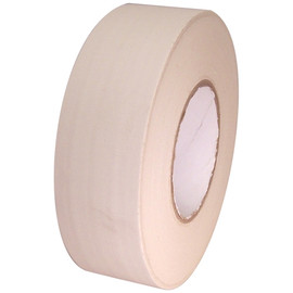 Economy White Gaffers Duct Tape 2 inch x 60 yard Roll