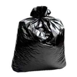 Contractor fts Trash Bags Black 36 inch x 58 inch x 3.0mil (100 Per/Pack)