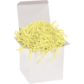 Crinkle Paper Lemon 10 lb. Box