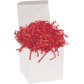 Crinkle Paper Red 10 lb. Box