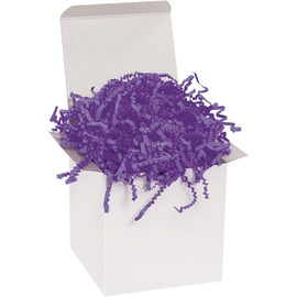 Crinkle Paper Purple 10 lb. Box
