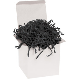 Crinkle Paper Black 10 lb. Box
