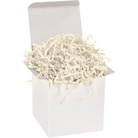 Crinkle Paper Ivory 10 lb. Box
