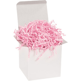 Crinkle Paper Light Pink 10 lb. Box