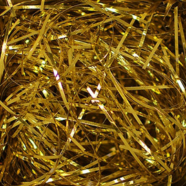 PureMetallic Shred Veryfine Cut Gold Metallic 10 lb Box