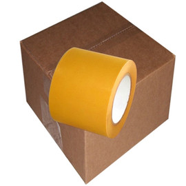 Double Coated Tissue Tape 4 inch x 36 yard Roll (12 Roll/Pack)