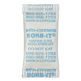 Silica Gel Packets 7/8 inch x 2 1/8 inch (3000 Per/Pack)