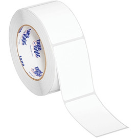 Removable Adhesive Labels 2 inch x 4 inch (500 Label/Roll)