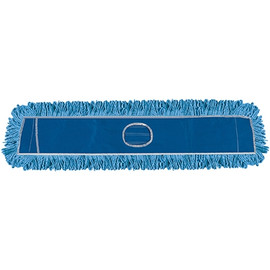Deluxe Looped-End Dust Mop Head 36 inch