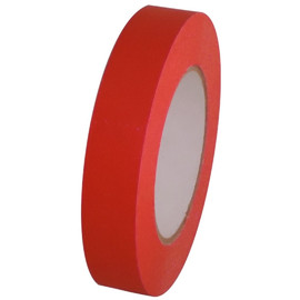 Red Masking Tape 1 inch x 55 yard Roll