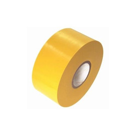 Yellow Dry Vinyl Tape DVT-76Y 2 inch x 250 ft Roll (64 Roll/Pack)