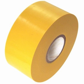 Yellow Dry Vinyl Tape DVT-76Y 2 inch x 250 ft Roll
