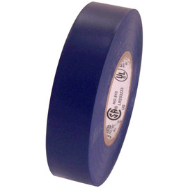 Blue Electrical Tape 3/4 inch x 66 ft Roll 7 mil
