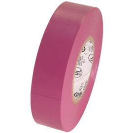 Purple Electrical Tape 3/4 inch x 66 ft Roll 7 mil