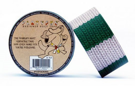 Clearance Wool Stocking Platypus Designer Duct Tape 1.88 inch x 30 ft