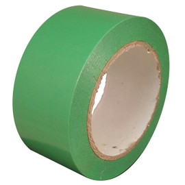 Factory 2nds Light Green Vinyl Tape 2 inch x 36 yard Roll