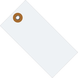 Tyvek® White Shipping Tags 4 1/4 inch x 2 1/8 inch (1000 Per/Pack)
