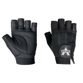 Pro Material Handling Fingerless Gloves - Medium (2 Pairs)