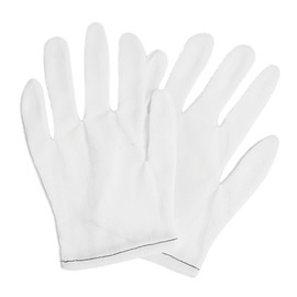 Nylon Inspection Gloves -  Women fts Large (12 Pairs)
