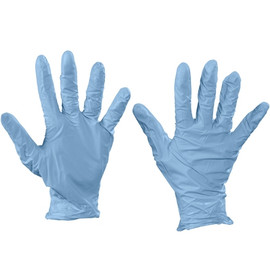Best N-Dex Nitrile Gloves - Large (100 Gloves)