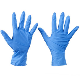 Ansell TNT Nitrile Gloves - Medium (100 Gloves)
