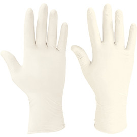 Ansell Conform XT Latex Gloves Exam Grade - Small