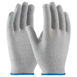 ESD Uncoated Nylon Gloves - Large (12 Pairs)