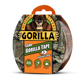 Gorilla Camo Tape 1.88 inch x 9 yard Roll Mossy Oak Break-Up