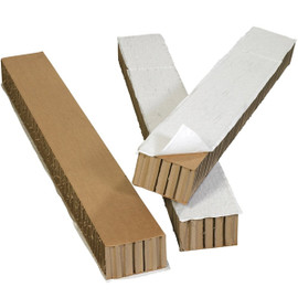 Honeycomb Pallet Runners 48 inch x 6 inch x 4 inch (6 Per/Pack)