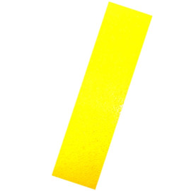 Armadillo Ultra Durable Floor Tape 3 inch x 1 yard Strip - Yellow