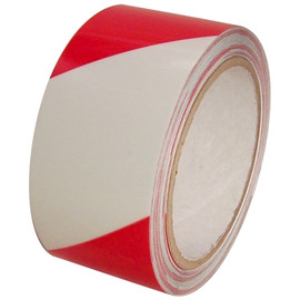 Red/Glow Hazard Safety Glow in The Dark Tape 2 inch x 30 ft Roll