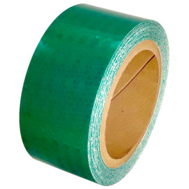 Green Super Bright High Intensity Reflective Tape 2 inch x 30 ft Roll