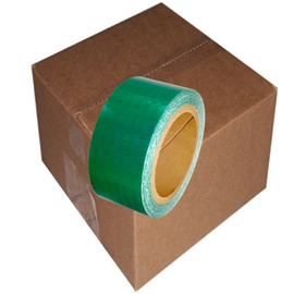 Super Bright High Intensity Reflective Tape 2 inch x 30 ft Roll (6 Roll/Pack) Green