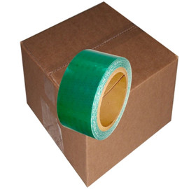 Green Super Bright High Intensity Reflective Tape 2 inch x 30 ft Roll (12 Roll/Pack)