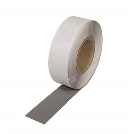 SoftTex Gray Resilient Slip-Resistant Tape 2 inch x 60 ft Roll (6 Roll/Pack)