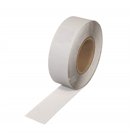 SoftTex White Resilient Slip-Resistant Tape 2 inch x 60 ft Roll (6 Roll/Pack)