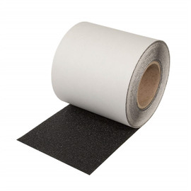 SoftTex Black Resilient Slip-Resistant Tape 6 inch x 60 ft Roll (2 Roll/Pack)