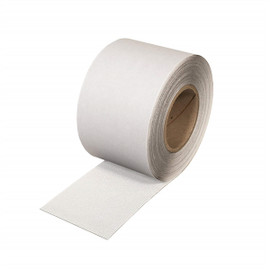SoftTex Clear Resilient Slip-Resistant Tape 4 inch x 60 ft Roll (3 Roll/Pack)