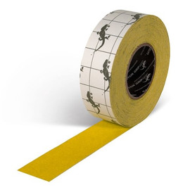 Gator Grip Premium Yellow Non-Skid Tape 2 inch x 20 yard Roll (6 Roll/Pack)-1