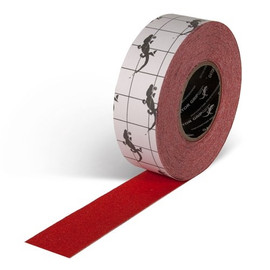 Gator Grip Premium Red Non-Skid Tape 2 inch x 20 yard Roll (6 Roll/Pack)