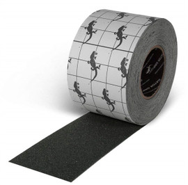 Black Mop Friendly Slip-Resistant Tape 4 inch x 60 ft (3 Roll/Pack)